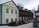 Hotel Džbán Jeseníky cena od 200 do 400kč na osobu - výběr ubytování