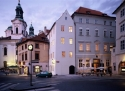 Hotel U Tří Bubnů Ubytování Praha